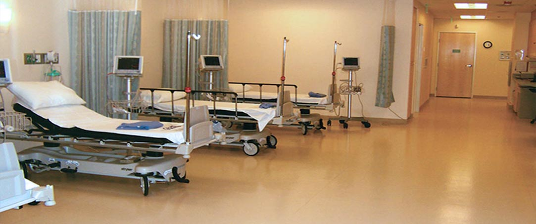 The Endocenter Beds